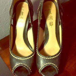 LAMB heels used